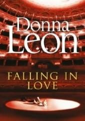 Okładka książki Falling in Love Donna Leon