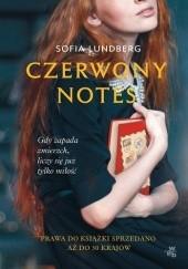 Okładka książki Czerwony notes Sofia Lundberg