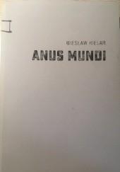 Okładka książki Anus Mundi