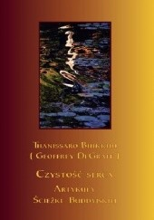 Okładka książki Czystość serca: artykuły ścieżki buddyjskiej Thanissaro Bhikkhu