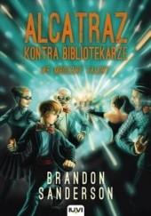 Okładka książki Mroczny talent Brandon Sanderson