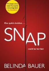 Okładka książki SNAP Belinda Bauer