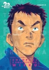 Okładka książki 20th Century Boys: Chłopaki z dwudziestego wieku #1 Naoki Urasawa