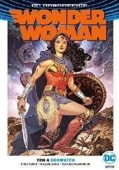 Okładka książki Wonder Woman: Godwatch Greg Rucka,Nicola Scott,Mirka Andolfo,Romulo Fajardo Jr.,Bilquis Evely