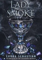 Okładka książki Lady Smoke Laura Sebastian