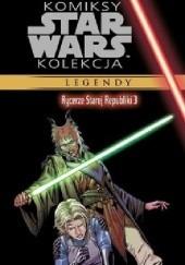 Okładka książki Star Wars: Rycerze Starej Republiki #3 John Jackson Miller,Scott Hepburn,Michael Atiyeh,Bong Dazo,Joe Pimentel