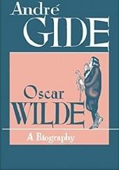 Okładka książki Oscar Wilde: A Biography André Gide