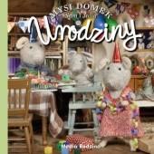 Okładka książki Mysi Domek. Urodziny Karina Schaapman