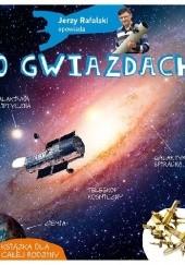 Okładka książki Jerzy Rafalski opowiada o gwiazdach Jerzy Rafalski
