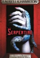 Okładka książki Serpentine Laurell K. Hamilton