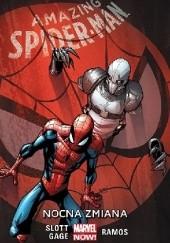 Okładka książki Amazing Spider-Man: Nocna zmiana Christos Gage,Dan Slott,Humberto Ramos