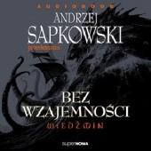 Okładka książki Bez wzajemności Barbara Szeląg