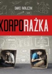Okładka książki Korporażka Dawid Ratajczak