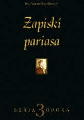 Okładka książki Zapiski pariasa Robert Hugh Benson