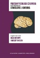 Okładka książki Układ nerwowy i narządy zmysłów Bogdan Sadowski