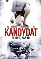 Okładka książki Kandydat. W imię zasad Michał Łowicz