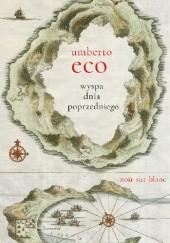 Okładka książki Wyspa dnia poprzedniego Umberto Eco