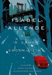 Okładka książki W samym środku zimy Isabel Allende
