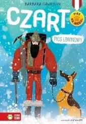 Okładka książki Czart : pies lawinowy Barbara Gawryluk