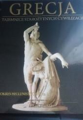 Okładka książki Grecja. Okres Hellenistyczny cz. 2 praca zbiorowa