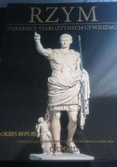 Okładka książki Rzym. Okres Republiki cz. 1 praca zbiorowa