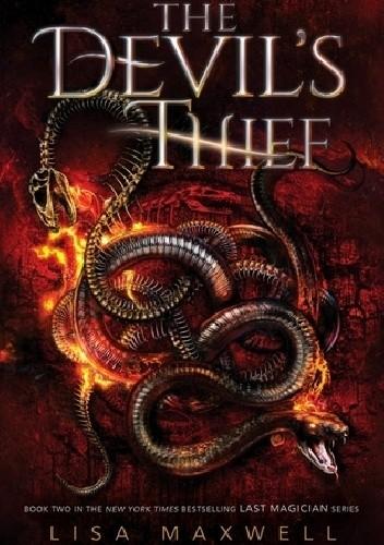 Okładka książki The Devil's Thief Lisa Maxwell