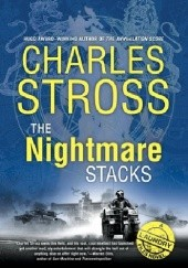 Okładka książki The Nightmare Stacks Charles Stross