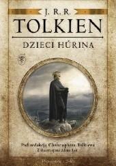 Okładka książki Dzieci Húrina J.R.R. Tolkien,Christopher John Reuel Tolkien
