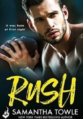 Okładka książki Rush Samantha Towle