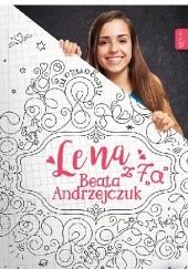 Okładka książki Lena z 7a Beata Andrzejczuk