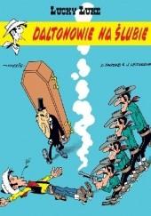 Okładka książki Daltonowie na ślubie Morris,Jean Leturgie,Xavier Fauche