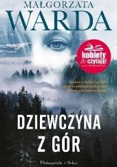 Okładka książki Dziewczyna z gór Małgorzata Warda
