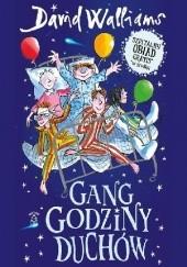 Okładka książki Gang Godziny Duchów David Walliams