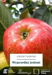 Okładka książki Wyprzedaż jesieni Andrzej Trzebiński
