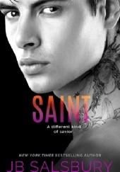 Okładka książki Saint J.B Salsbury