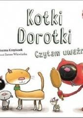 Okładka książki Kotki Dorotki Joanna Krzyżanek