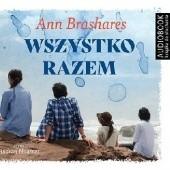 Okładka książki Wszystko razem Ann Brashares
