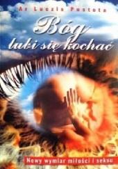 Okładka książki BÓG LUBI SIĘ KOCHAĆ Ar Luczis Pustota