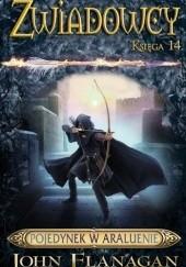Okładka książki Pojedynek w Araluenie John Flanagan