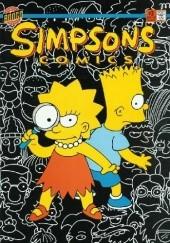Okładka książki Simpsons Comics #3 - The Perplexing Puzzle of the Springfield Puma; Krusty, Agent of K.L.O.W.N. Matt Abram Groening,Bill Morrison,Steve Vance