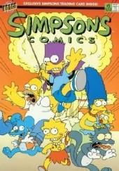 Okładka książki Simpsons Comics #5 - When Bongos Collide! Matt Abram Groening,Bill Morrison,Steve Vance