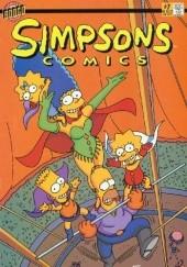 Okładka książki Simpsons Comics #7 - The Greatest DOh! on Earth; Dead to the Last Drop Andrew Gottlieb,Matt Abram Groening,Bill Morrison
