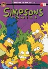 Okładka książki Simpsons Comics #12 - Survival of the Fattest Matt Abram Groening,Bill Morrison