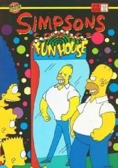 Okładka książki Simpsons Comics #18 - Get Fatty Matt Abram Groening,Bill Morrison