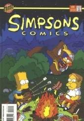 Okładka książki Simpsons Comics #21 - Stand and Deliverance Matt Abram Groening,Bill Morrison