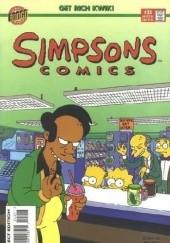 Okładka książki Simpsons Comics #22 - Little Big Mart Matt Abram Groening,Bill Morrison