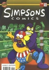 Okładka książki Simpsons Comics #29 - Let's Get Ready To Bumble! Matt Abram Groening,Bill Morrison