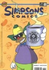 Okładka książki Simpsons Comics #32 - Rhymes and Misdemeanors Matt Abram Groening,Bill Morrison