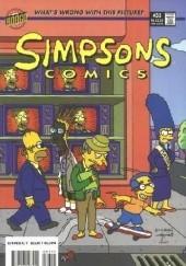 Okładka książki Simpsons Comics #33 - Milhouse the Man, Krusty in the Can and the Great Springfield Frink Out! Matt Abram Groening,Bill Morrison