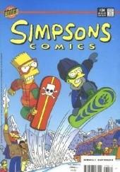 Okładka książki Simpsons Comics #34 - Burnsie on Board Matt Abram Groening,Bill Morrison,Ian Boothby